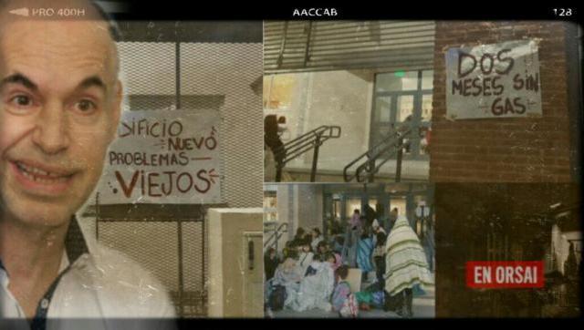 Las escuelas nuevas de Larreta: no hay luz ni gas y debieron suspender las clases