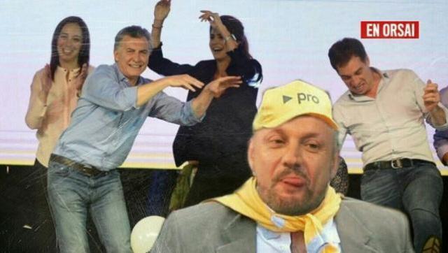 Campanella salió a defender a @FerIglesias tras sus bravuconadas y Rial contestó