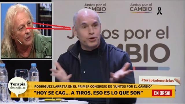 Sobrero desactivó la mentira de Larreta que quiso mezclar al kirchnerismo en un tiroteo sindical