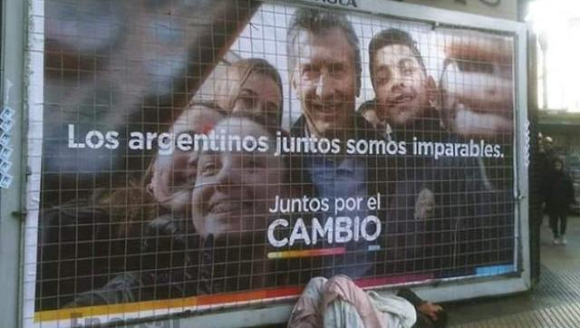 En la Argentina de Macri la pobreza ya llegó al 35%, según la UCA