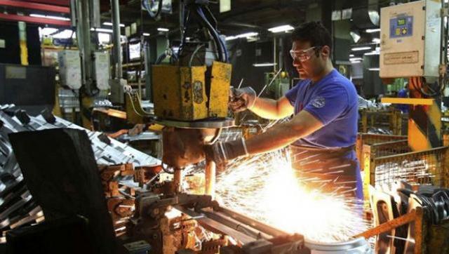 Macri destruyó la capacidad industrial: casi el 40% sin utilización