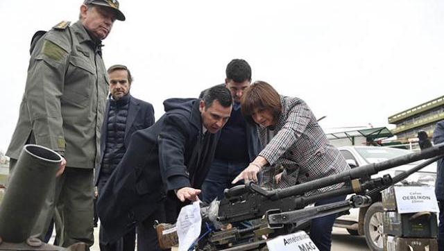 El Gobierno volvió a aumentar los salarios de las fuerzas de Seguridad