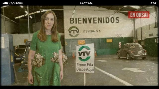 Otro golpe al bolsillo: aumenta la VTV 26,4% en la Provincia de Vidal