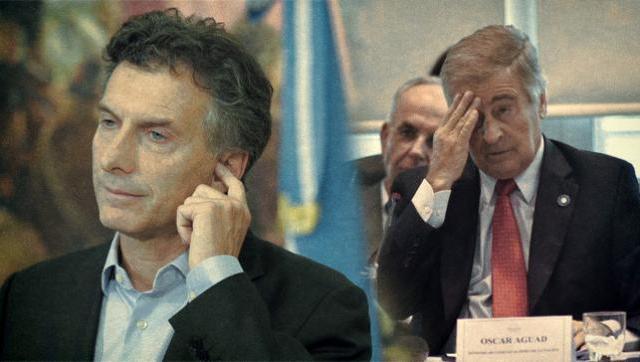 Avanza el juicio político a Aguad por su responsabilidad en el hundimiento del ARA San Juan