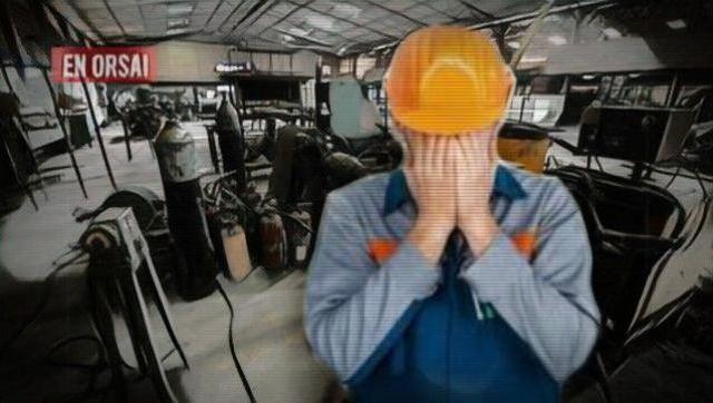 El último año se perdieron 18 mil empleos registrados por mes
