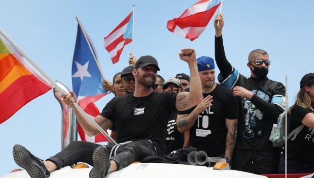 Residente y Bad Bunny festejan la renuncia del gobernador de Puerto Rico con un tema en contra del acoso