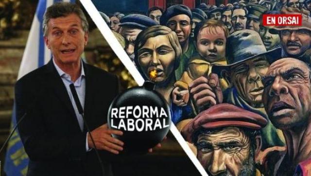 Se filtró la reforma laboral que Macri prometió al FMI: sin convenios y paritarias por empresa