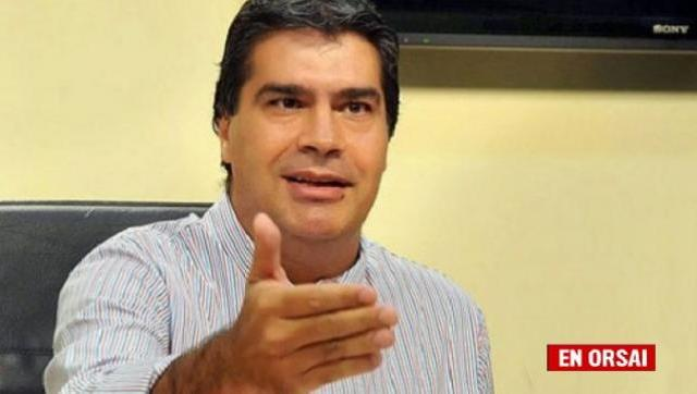 Jorge Capitanich: