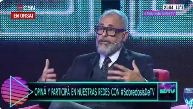 Jorge Rial destrozó a los periodistas Ultra Oficialistas