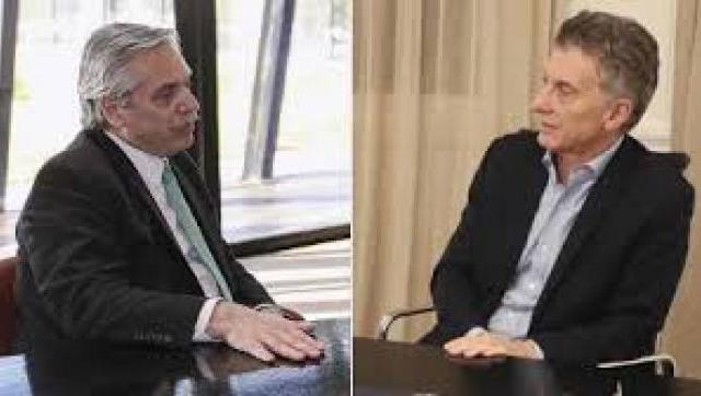Imperdible la conversación de Macri-Fernández que cuenta Horacio Verbitsky