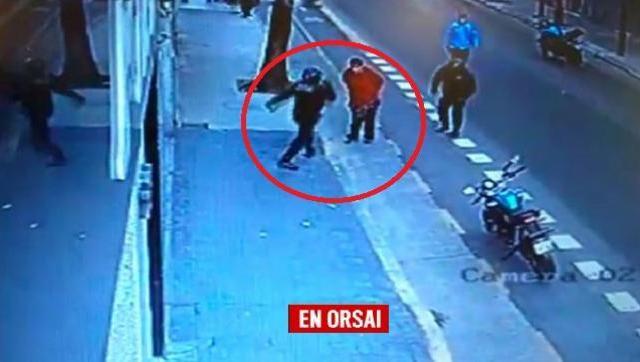 La policía de Larreta asesinó a un hombre de una patada en el pecho