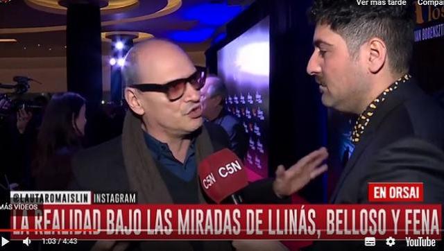 Carlos Belloso: Detesto profundamente a Macri