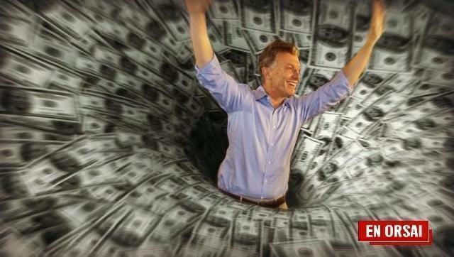 Estudio revela que se fugaron 8 de cada 10 dólares que se pidieron al Fondo