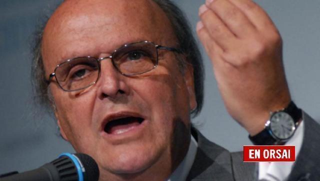 """""""Vasco"""" de Mendiguren: """"El gobierno no supo utilizar las herramientas para afrontar la situación"""""""