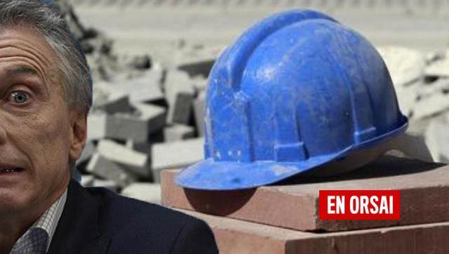 Todo se cae: los insumos de construcción también cayeron brutalmente