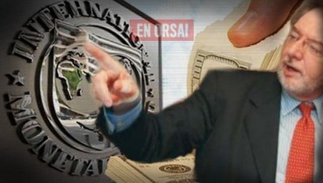 """El ex Director del FMI: """"Si no llega el desembolso habría una corrida mayor a la que hubo"""""""