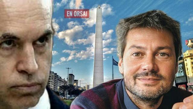 Manuel Zunino y Santiago Giorgetta