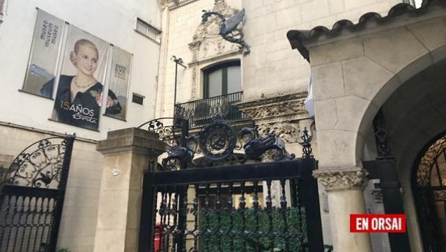 Alicia Renzi, Museo Evita: