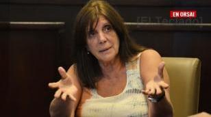 """Teresa García: """"No tenemos idea en qué se gasto el presupuesto 2018"""""""