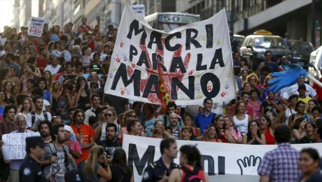 Un estudio revela que en la Argentina de Macri se perdió un empleo cada 90 segundos