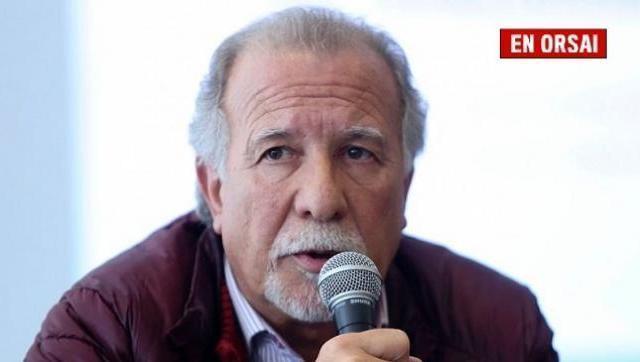 """Omar Plaini: """"La CTA regresa a la CGT"""