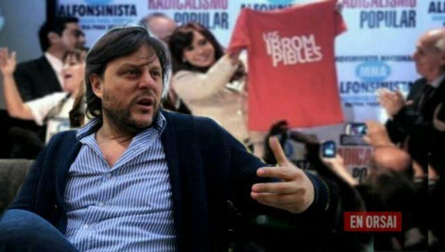 Leandro Santoro habló sobre los debates en TV, deuda externa y medios