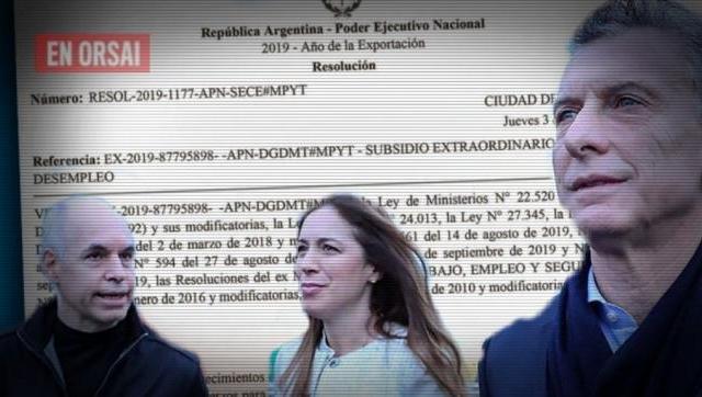 Plan clandestino de $ 650 M para subsidios a cargo de punteros del Gobierno