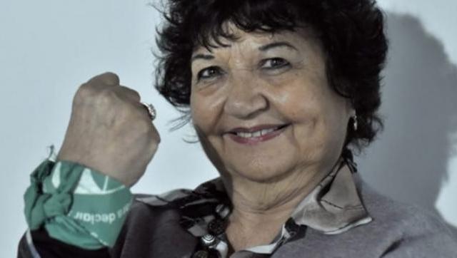 Dora Barrancos: