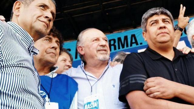 """Pablo Moyano: """"La gente se caga de hambre todos los días y ellos hablan de inversiones"""
