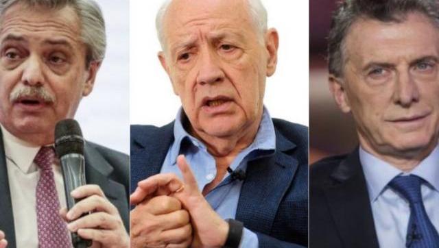Lavagna tras el #ArgentinaDebate analizó con quién hay más coincidencias