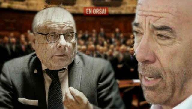 """Oscar Laborde sobre Jorge Faurie """"El canciller miente, otra vez más"""""""