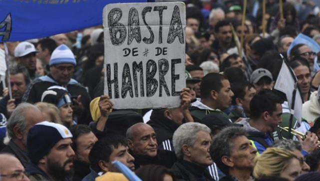 Las cifras oficiales muestran el fracaso de Macri: inflación record en septiembre