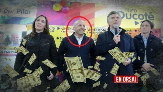 Corrupción M: Allanaron la Municipalidad de Pilar por la contratación de empresa fantasma