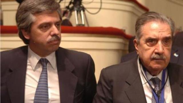 Alberto y Raúl, un juego de espejos