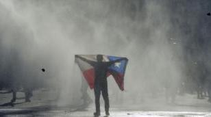 La oposición de Chile apoya el reclamo por una reforma constitucional
