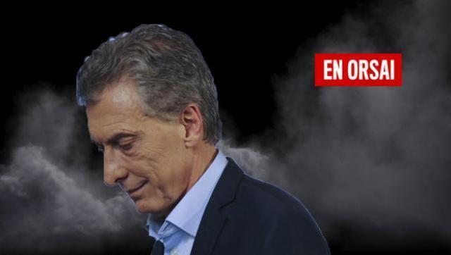 Solamente el último año Macri destruyó los salarios un 12%