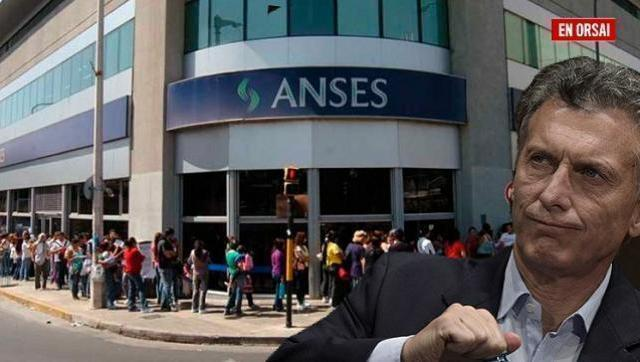 Trabajadores de ANSES denuncian que Macri está
