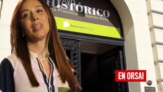 Sin necesidad: a días de irse Vidal aplicó un tremendo ajuste en el Archivo Histórico