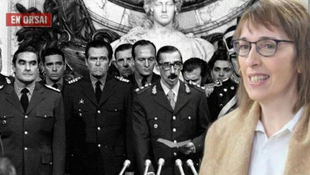La científica Macrista que defendió política de la dictadura fue desmentida por sus colegas