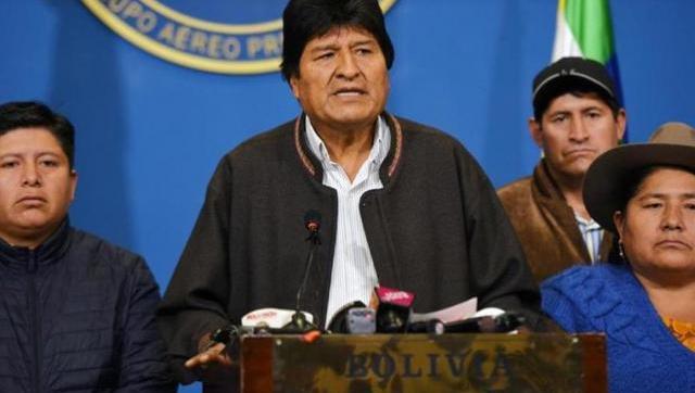 Líderes mundiales condenan golpe de Estado en Bolivia
