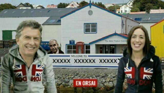 Ex combatientes de Malvinas exigen el fin de un vergonzoso acuerdo de Macri con Gran Bretaña