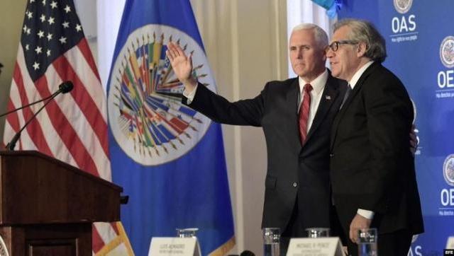 Qué es la OEA y a qué intereses defiende la Organización de Estados Americanos?