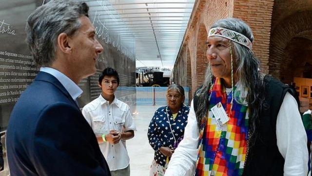 Felix Díaz, militante rentado de Cambiemos por 95 mil pesos