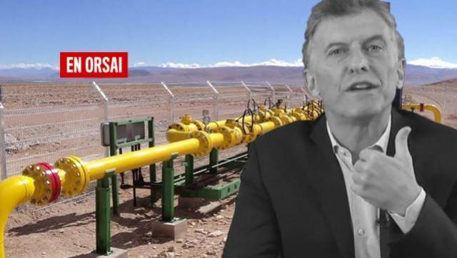 Antes de irse, Macri regaló millones a las empresas gasíferas