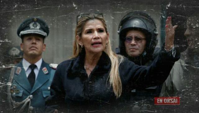 Jeanine Añez, La primera mujer dictadora en la historia de América Latina