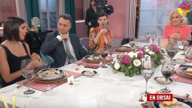Andrea Rincón durísima con Macri en la #Mesaza de Mirtha y ante dos periodistas oficialistas