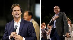 Por el muy ajustado margen, todavía no hay presidente electo en Uruguay