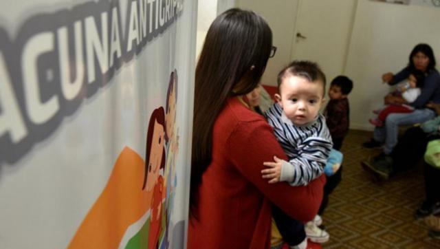 Total abandono: casi 40 casos de sarampión en la provincia de Vidal