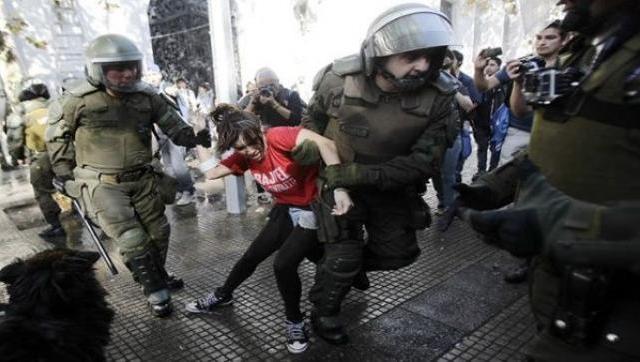 El lapidario informe de Human Rigths Watch sobre violaciones de DDHH en Chile