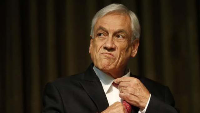 """Piñera a puro palo tildo a los manifestantes de ser un """"enemigo implacable y poderoso"""""""